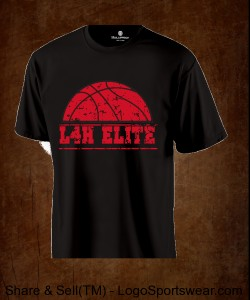 GAME DAY TEAM SHOOTING SHIRT Design Zoom